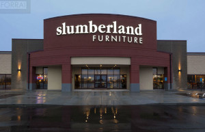 Anderson Companies Project Slumberland Furniture Hermantown