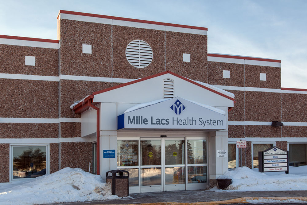 Anderson, MIlle Lacs Health System Health Addition
